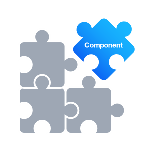 Blue component1 1
