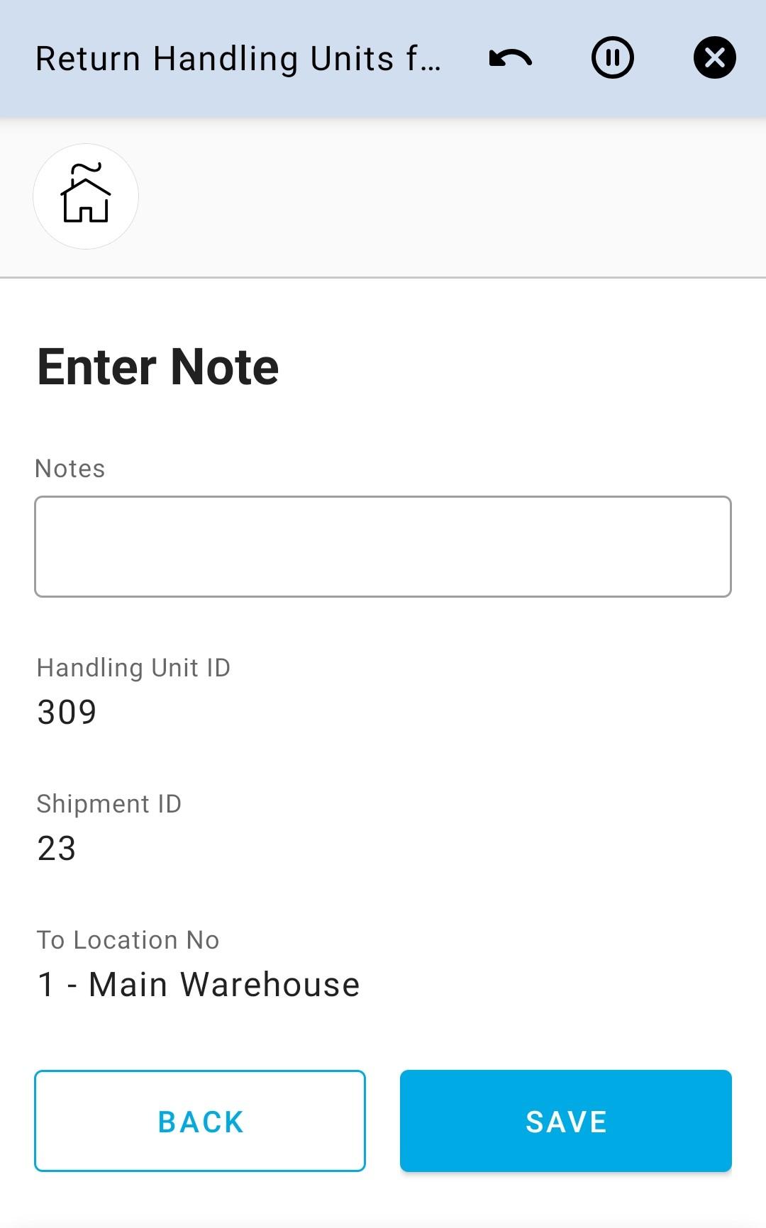 Enter Note 1