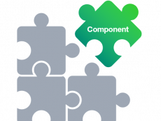 Green component