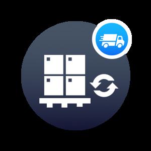 Return Handling Units from Shipment Inventory